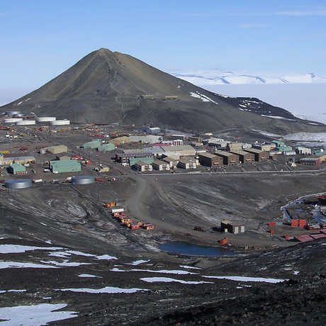 Long View Study No. 42 (McMurdo Station Upgrade)