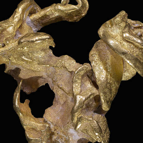 Native Gold, Didier Descouens/Wikipedia