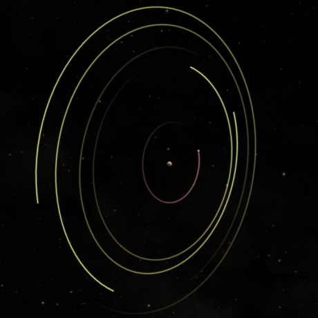 New Horizons approaches the Pluto system