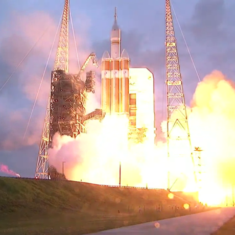 Orion launch 12/5/14