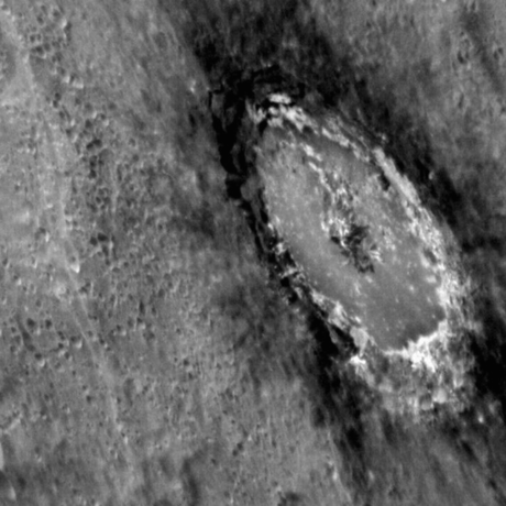 The surface of Mercury, NASA/JHU Applied Physics Laboratory/Carnegie Institution of Washington
