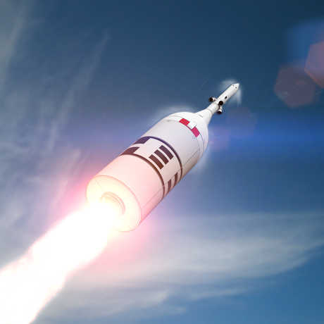 Ascent Abort-2 Test of Orion