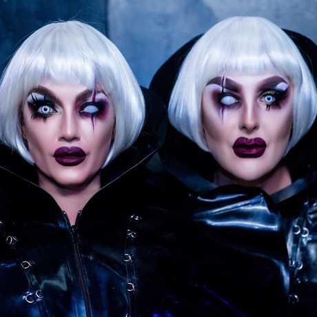 Boulet White wigs