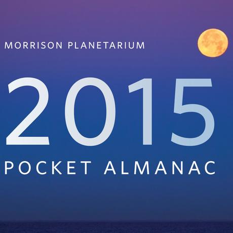 Cover of the 2015 Pocket Almanac