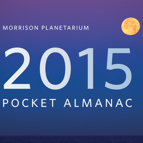 Cover of the 2015 Pocket Almanac
