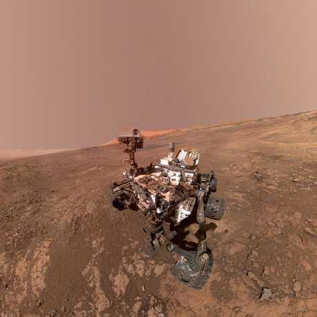 mars curiosity calacademy nightlife morrison planetarium