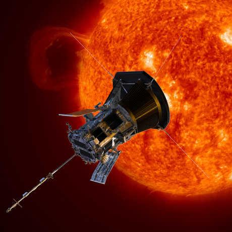 NASA/Johns Hopkins APL/Steve Gribben