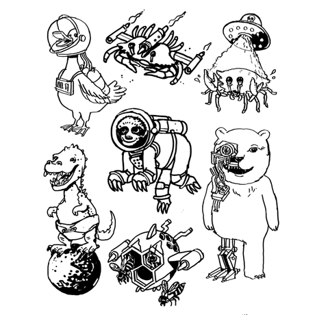 Astro Animals