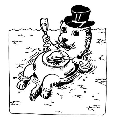 Haute-Cuisine Otter