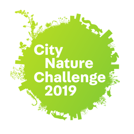 City Nature Challenge 2019 logo