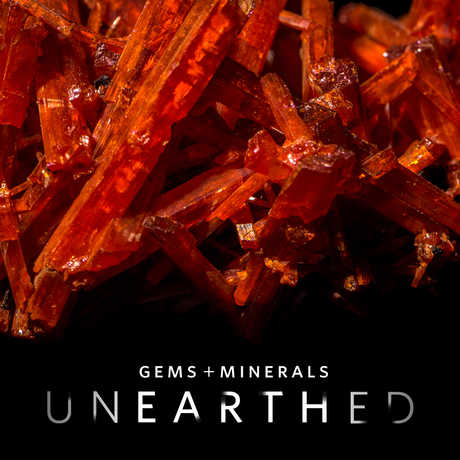 Gems and Minerals Unearthed Banner