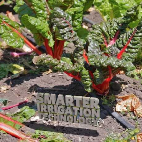 Smarter Irrigation Technology