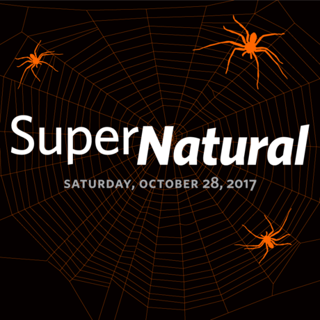 SuperNatural event logo
