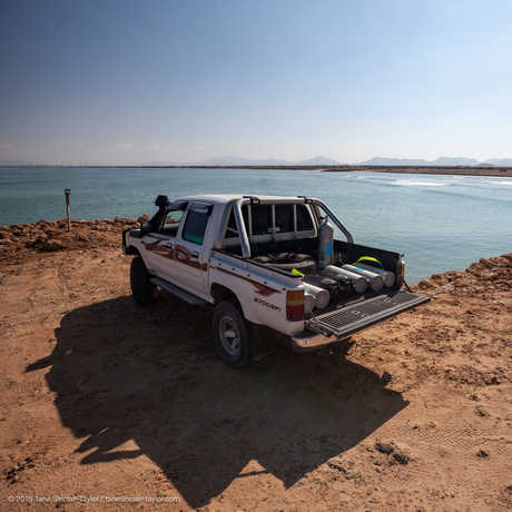 Somaliland pier