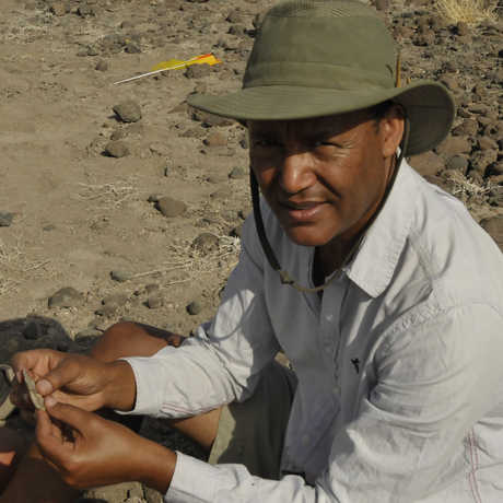 Zeray Alemseged in Ethiopia