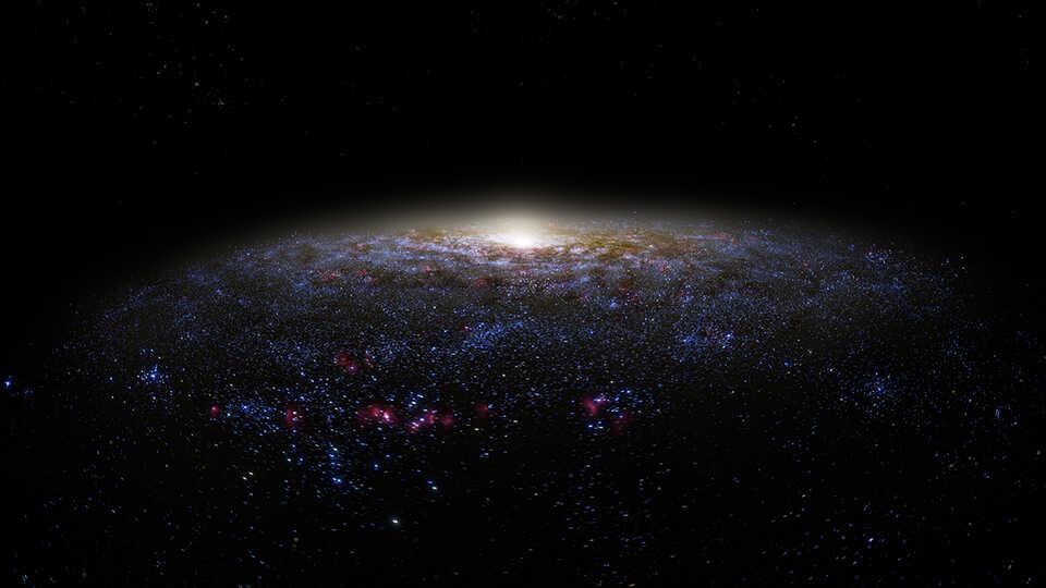 tour of the universe calacademy nightlife morrison planetarium