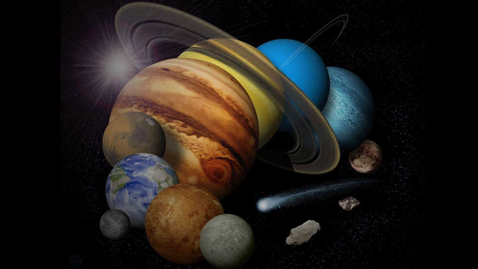 Our Solar System and Beyond