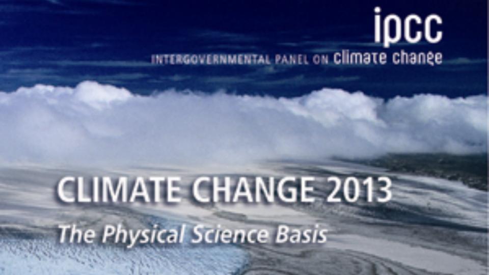 IPCC 2013 report
