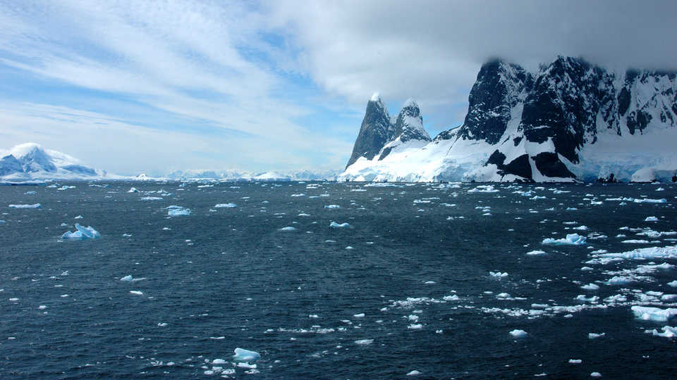 Long View Study No. 49 (Why Antarctica Matters)