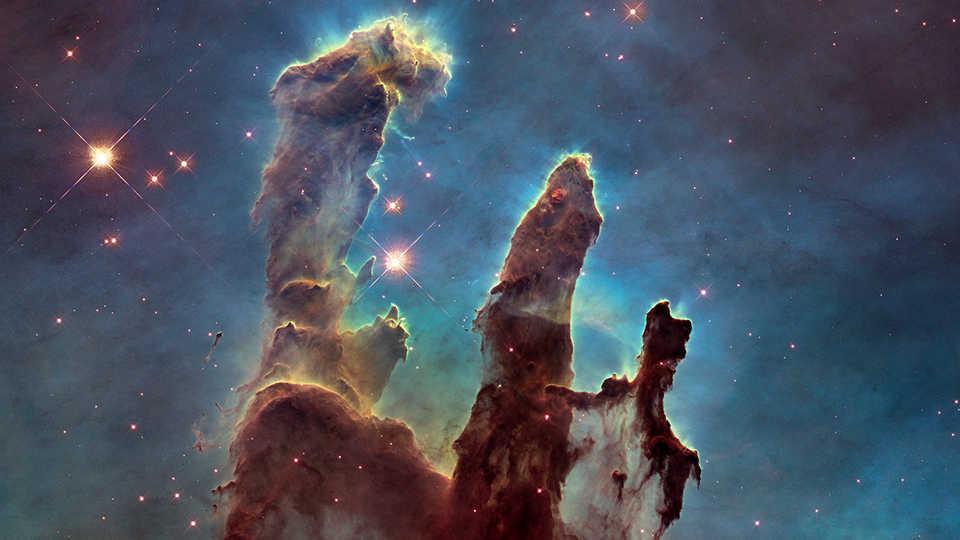 M16, Eagle Nebula, NGC 6611