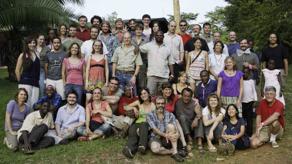 Ant Course 2012