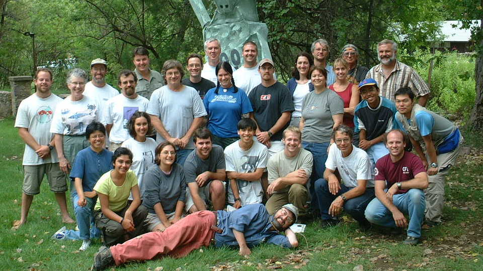 Ant Course 2001