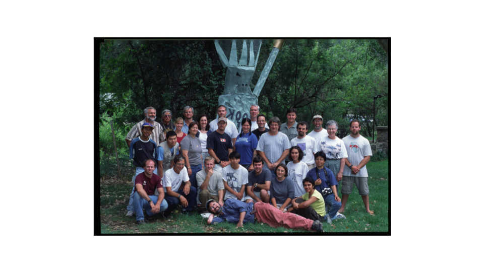 Ant Course 2002