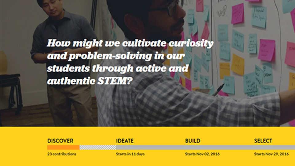 IDEA Active Stem Challenge