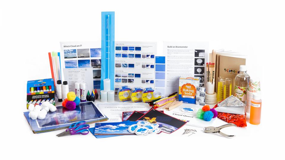 SAC Cloud Quest Kit