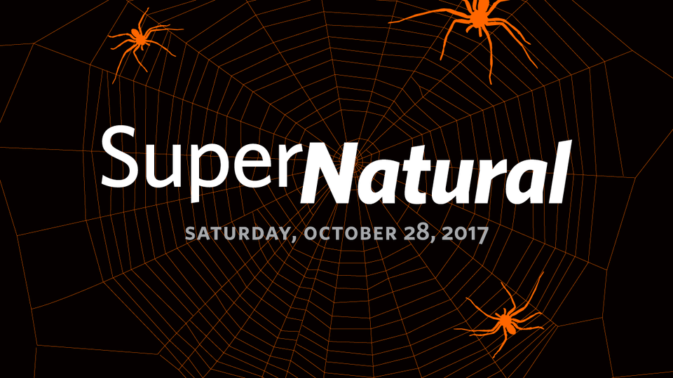 SuperNatural Halloween event at the California Academy of Sciences