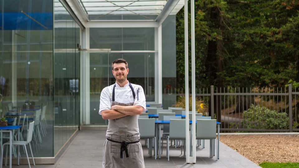Photo of Executive Chef Dani Volpi