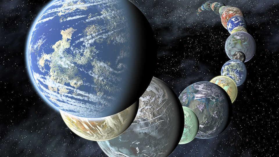 The Diversity of Alien Worlds