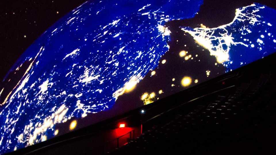 Morrison Planetarium