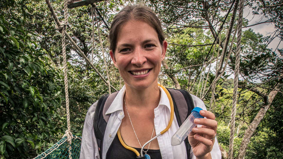 Trautwein in the Amazon