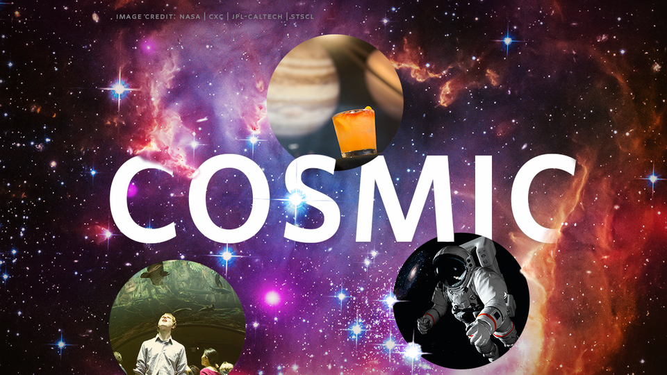 cosmic nightlife