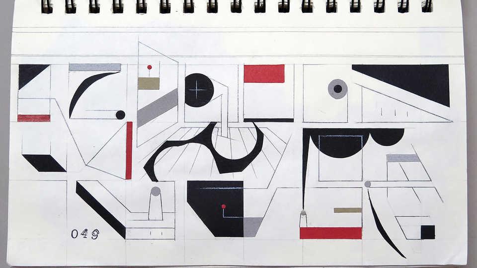 LV Sketchbook Page 049