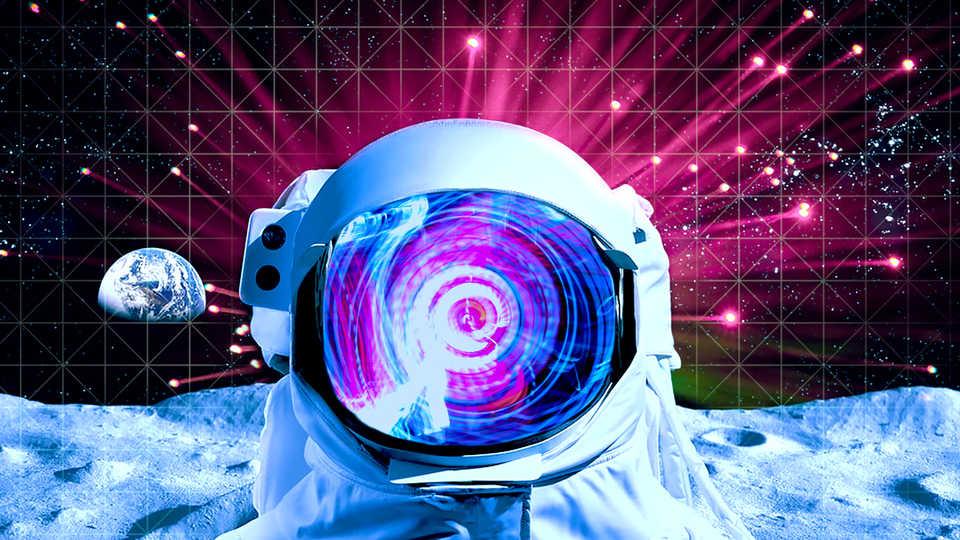 Vortex Astronaut