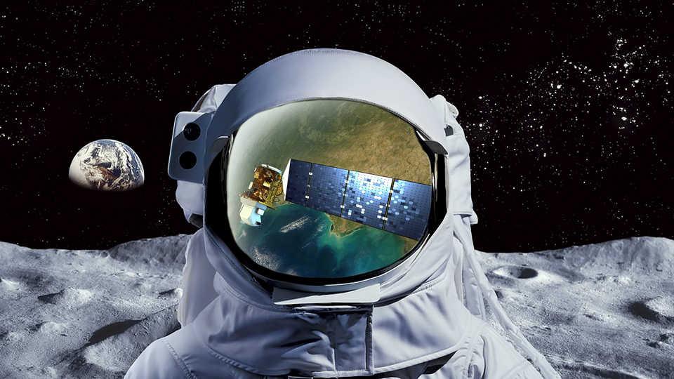 Satellite Astronaut