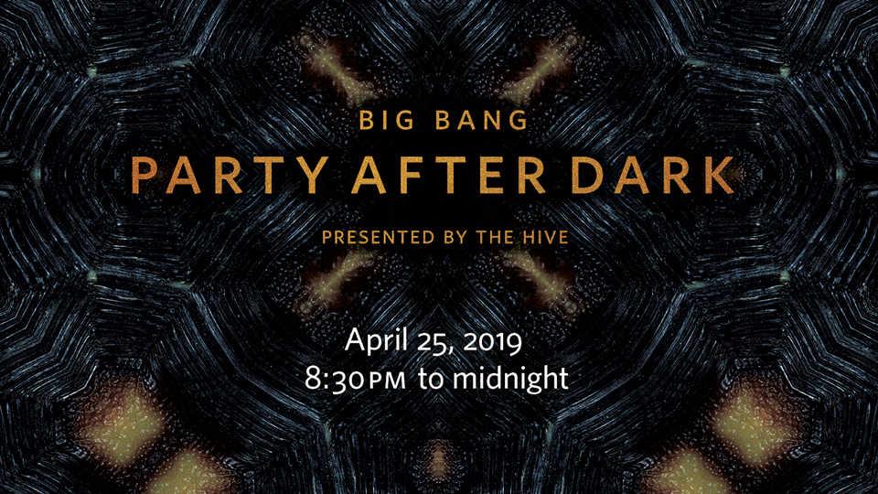 Big Bang: Party After Dark on April 25, 2019