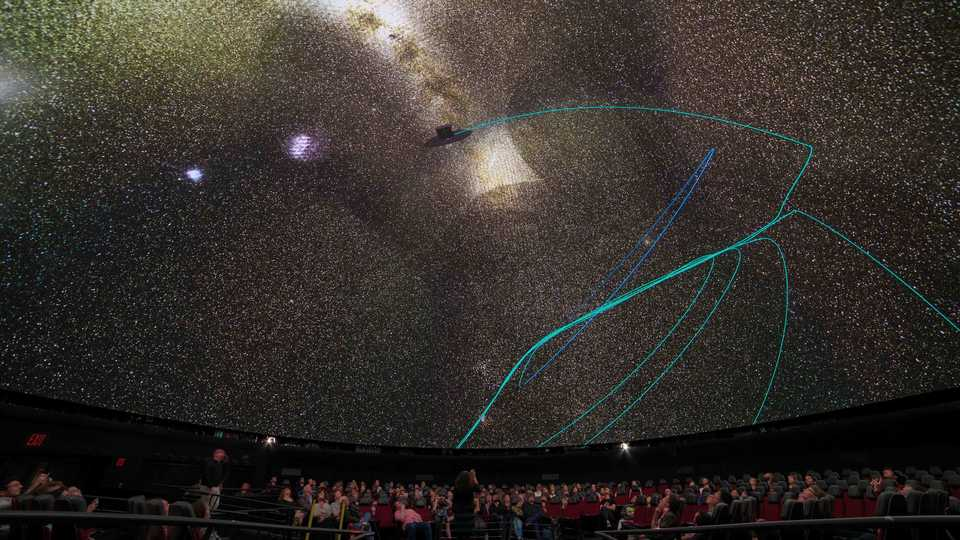 Thoughts from a Planetarian: Planetariums for Research