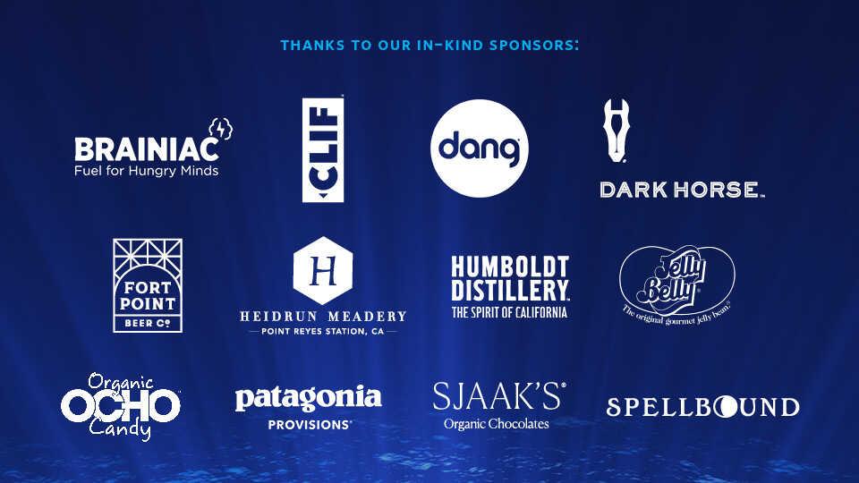 SuperNatural 2021 in-kind sponsors