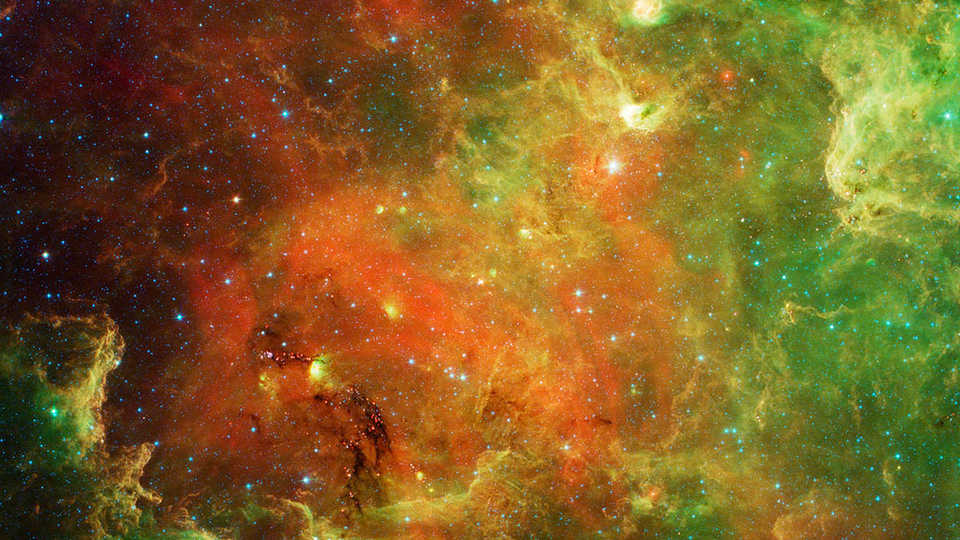 The Universe in the Infrared: Spitzer's Final Voyage