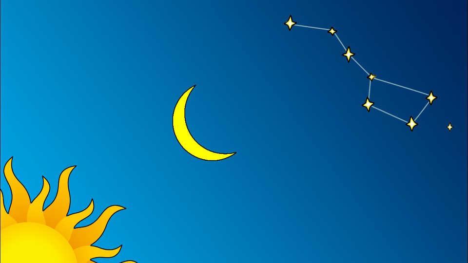 sun moon and california academy of sciences