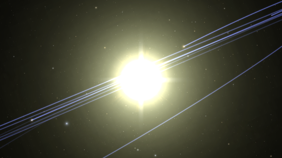 See the Solar System in a whole new way!