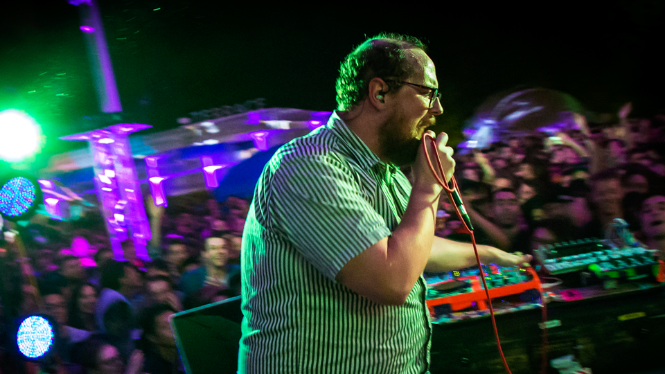 Dan Deacon NightLife LIVE