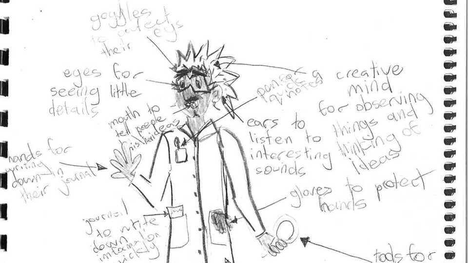 Lesson Plan | Draw a Scientist