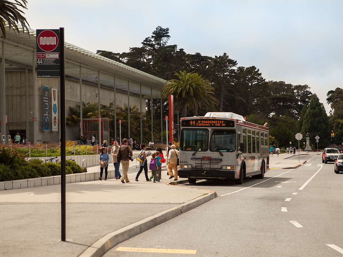 Getting Here | California Academy of Sciences