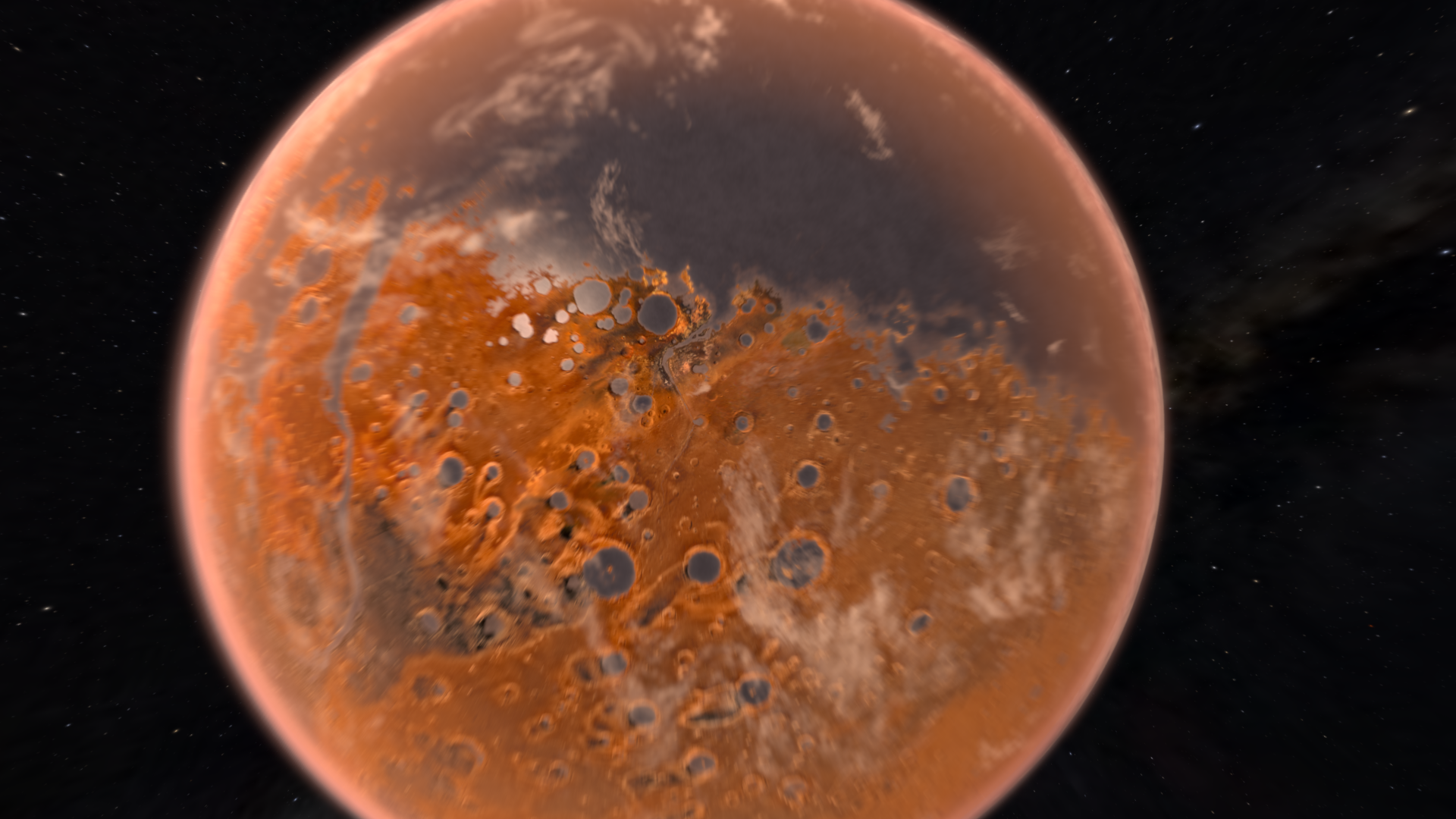 The Future Of Iss Ancient Mars Ocean And Black Holes